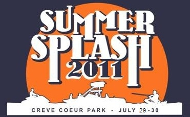 2011 Summer Splash Logo
